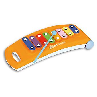 Bontempi Xylophone Wheel (Babies and Children , Toys , Educative And Creative)