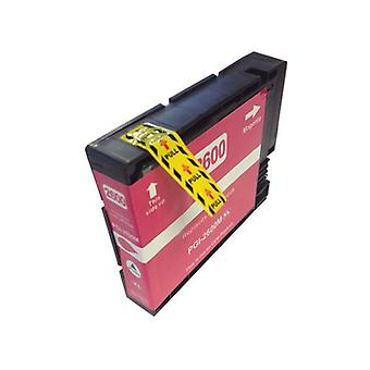 PGI-2600XL Pigment Magenta Compatible Inkjet Cartridge