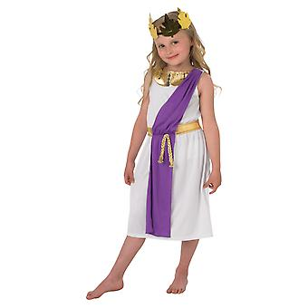 Girls Roman Girl Greek History Books & Film Fancy Dress Costume
