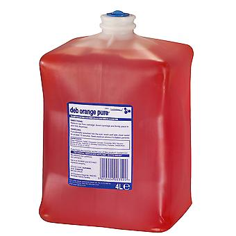 Deb Dop4000L Estesol 4 liter Orange Lotion