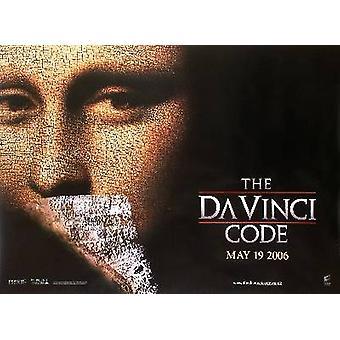 The Da Vinci Code Original Cinema Poster