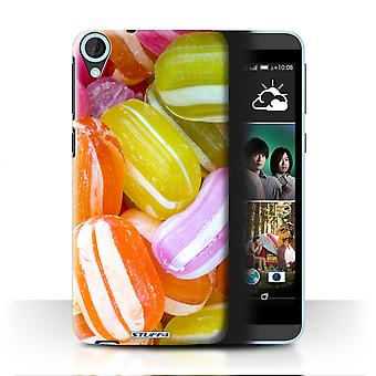STUFF4 Case/Cover for HTC Desire 820/Humbugs/Confectionery