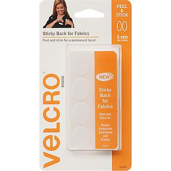 Velcro R Brand Sticky Back For Fabric Ovals 1