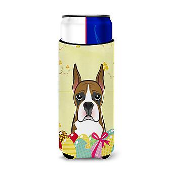 Boxer Easter Egg Hunt Michelob Ultra Koozies for slim cans BB1905MUK