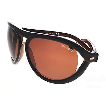 Tom Ford Cameron in Black en Havana TF 72 035