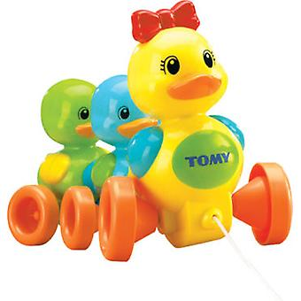 Tomy ducklings family with sounds (babies, toys, stuffed animals and dolls)