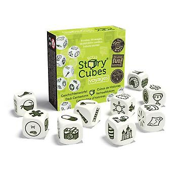 Asmodee Game Story Cubes Travel (Toys , Boardgames , Knowledge)