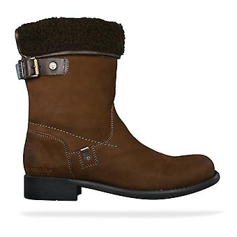 G-Star Raw Voyage Franklin II Womens Leather Boots - Brown