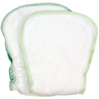 Imsevinse Absorbent cotton Organico 2 units (Jeugd , Nappies and Changers , Baby Commode)