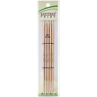 Naturalz Double Pointed Needles 6