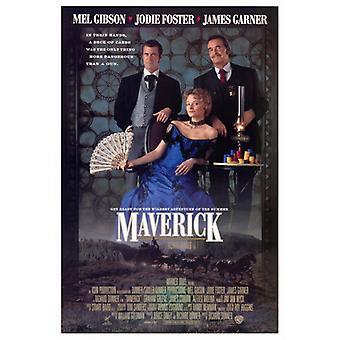 Maverick Movie Poster Print (27 x 40)
