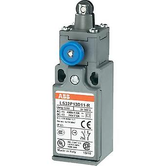 Limit switch 400 Vac 1.8 A Tappet momentary ABB LS32P13D11-R IP65 1 pc(s)