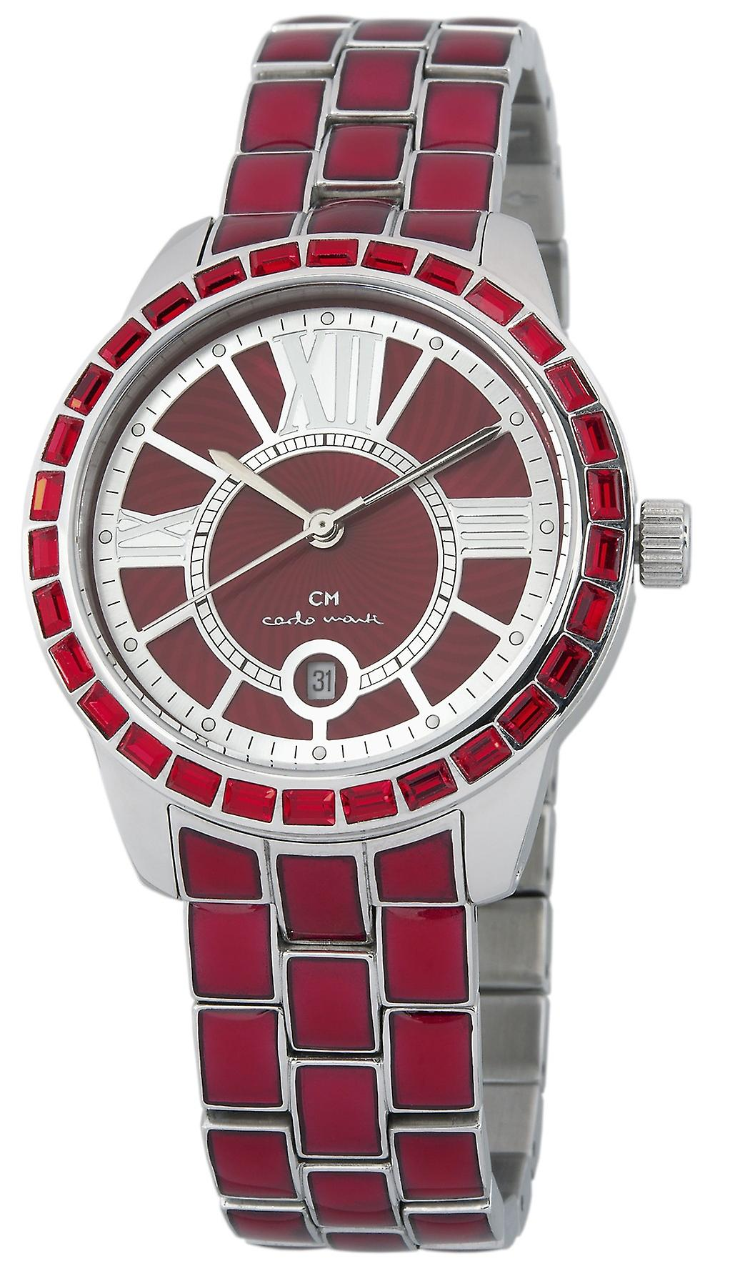 Carlo Monti Ladies quartz watch CMZ01-144