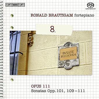 L.V. Beethoven - Beethoven: Kompletta verk för Solo Piano, Vol. 8 [SACD] USA import