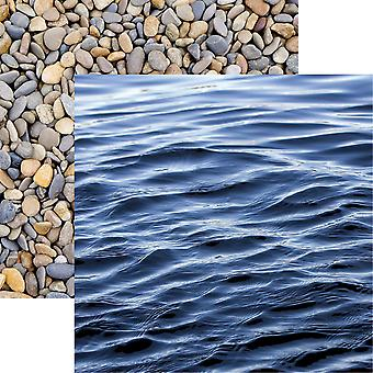 Lake Life Double-Sided Cardstock 12