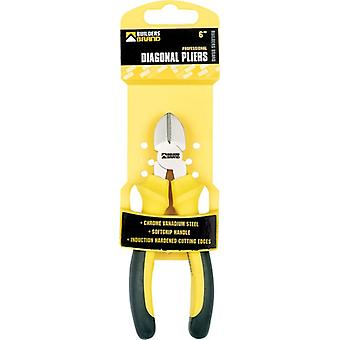 Specialist Diagonal Pliers From Chrome Vanadium With Steel Soft Grip Handle 6