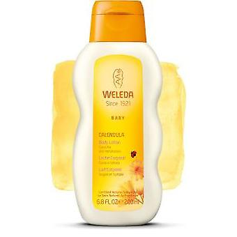 Weleda Calendula Body Milk 200Ml. (Childhood , Cosmetics , Creams)