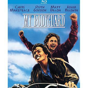 Mi guardaespaldas (1980) [Blu-ray] USA importar