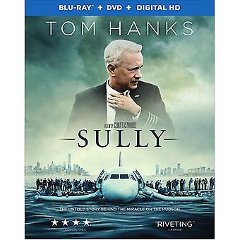 Sully [Blu-ray] USA import