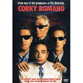 Korkagtig Romano [DVD] USA importerer