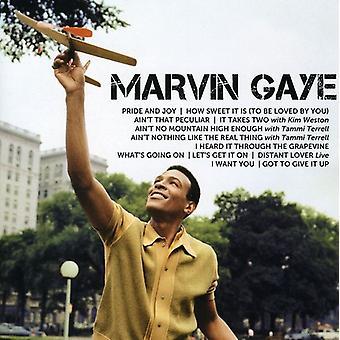 Marvin Gaye - ikonet [CD] USA import