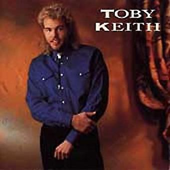 Toby Keith - Toby Keith [CD] USA importerer