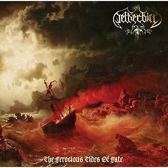 Netherbird - Ferocious Tides of Fate [CD] USA import
