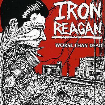 Jern Reagan - værre end død [CD] USA import