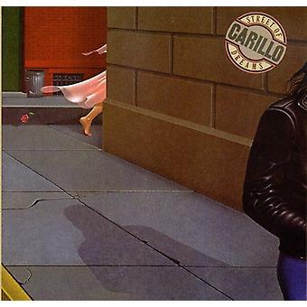 Carillo - Street of Dreams [CD] USA importerer