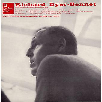 Richard Dyer-Bennet - Vol. 3-Richard Dyer-Bennet [CD] USA import