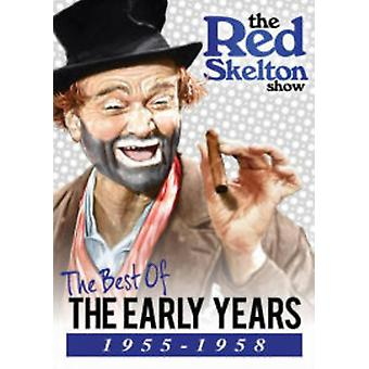 Red Skelton Show: Best of Early Years (1955-1958) [DVD] USA import