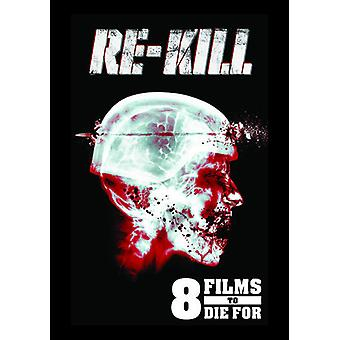 Re-Kill [DVD] USA import