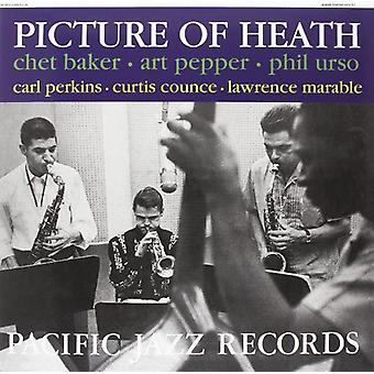 Baker, Chet Art Pepper & Phil Urso - billede på hede [Vinyl] USA import