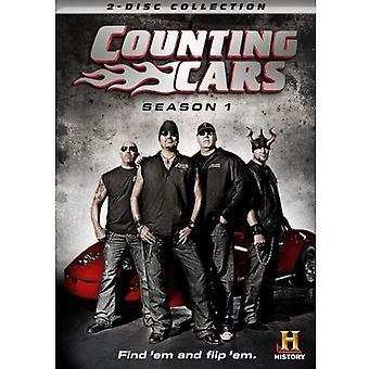Counting Cars: Season 1 [DVD] USA import