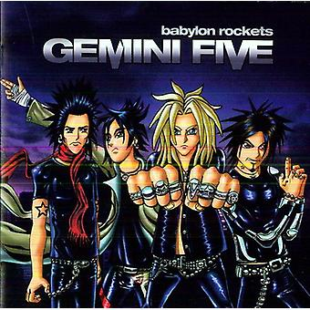 Gemini Five - Babylon Rockets [CD] USA import