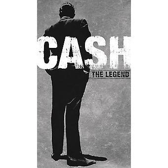 Johnny Cash - Legende [CD] USA import