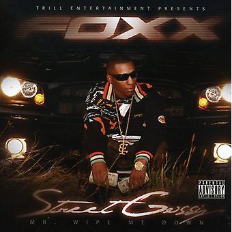 Foxx - Street sladder [CD] USA import