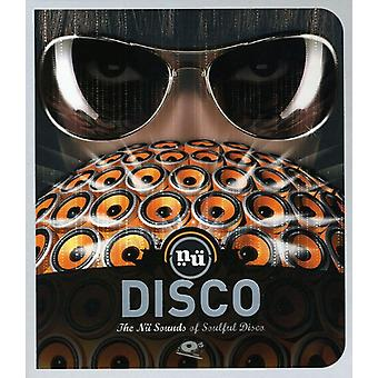 Nu Disco - Nu Disco [CD] USA importerer