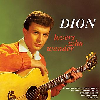 Dion - Lovers Who Wander [CD] USA import