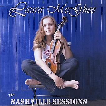 Laura McGhee - import USA Nashville sesje [CD]