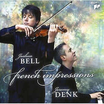 Joshua Bell - import USA francuski wrażenia [CD]