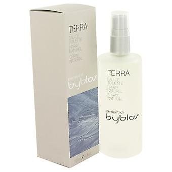 Byblos Women Byblos Terra Eau De Toilette Spray By Byblos