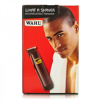 Wahl Wahl What A Shaver Rechargeable Trimmer 9947-801