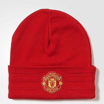 ADIDAS Manchester United 3-Stripes Woolly [Red]