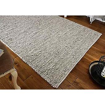 Savannah Grey  Rectangle Rugs Plain/Nearly Plain Rugs