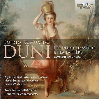 Duni / Balconi, Roberto / Accademia Dell'Arcadia - Duni: Les Deux Chasseurs Et La Laitiere [CD] USA import