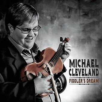 Michael Cleveland - Fiddler's Dream [CD] USA import
