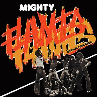 Mægtige flammer - Metalik Funk Band [CD] USA import