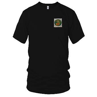 ARVN Marines Danh Du To Quoc - Military Insignia Silk Vietnam War Embroidered Patch - Ladies T Shirt