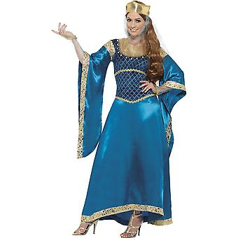 Women costumes  Lady Marion historical dress for ladies